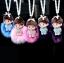 ตุ๊กตา ด.ช พิคุ + สร้อยมุก + พู่ ที่ห้อยหน้ารถ จากแฟชั่นเกาหลี thumbnail 1