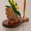 ของพรีเมี่ยม ที่เสียบปากกา กล้วยไม้เหลือง ขนาดกว้าง 12.5 ซม. สูง 10 ซม. thumbnail 1