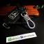 ซองหนังแท้ ใส่กุญแจรีโมทรถยนต์ รุ่นทูโทน Mitsubishi Mirage,Attrage,Triton,Pajero thumbnail 7