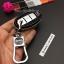 New กรอบ_เคส ใส่กุญแจรีโมทรถยนต์ Nissan March,X-Trail,Navara,Juke,Pulsar Smart Key 3 ลายเคฟล่า thumbnail 7