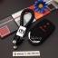 สายห้อยพวงกุญแจ ลายถักสาน โลโก้ HONDA (พร้อมไขขวง) thumbnail 10