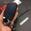 ซองหนังแท้ ใส่กุญแจรีโมท รุ่นด้ายสี หลังพิมพ์โลโก้ All New Toyota Fortuner/Camry 2015-17 Smart Key 4 ปุ่ม thumbnail 11