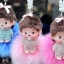ตุ๊กตา ด.ช พิคุ + สร้อยมุก + พู่ ที่ห้อยหน้ารถ จากแฟชั่นเกาหลี thumbnail 2