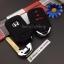 ปลอกซิลิโคน หุ้มกุญแจรีโมทรถยนต์ All New Honda CR-V G5 2017 Smart Key 3 ปุ่ม สี ดำ/แดง thumbnail 4