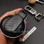 กรอบ-เคสยาง ใส่กุญแจรีโมทรถยนต์ All-New MINI Cooper Countryman F56 2017 ลายเคฟล่า thumbnail 8