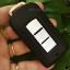 กรอบ-เคส ใส่กุญแจรีโมทรถยนต์ Mitsubishi Mirage,Attrage,Triton,Pajero ABS Smart Key 2,3 ปุ่ม สีดำด้าน thumbnail 10