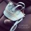 กระเป๋าถือ / สะพาย หนัง PU วินเทจ สไตล์ เกาหลี สีทอง thumbnail 18
