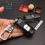 กรอบ-เคส ใส่กุญแจรีโมทรถยนต์ ลายเคฟล่า Mazda 2,3/CX-3,5 Smart Key 2 ปุ่ม thumbnail 1