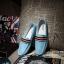แฟชั่นรองเท้าชาย รองเท้าหนังผ้าใบ ไสต์เกาหลี สีเบจ/สีเทา/สีฟ้าอ่อนไซส์ 42-43-44 (Pre) thumbnail 4