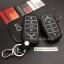 ซองหนังแท้ ใส่กุญแจรีโมท รุ่นด้ายสี หลังพิมพ์โลโก้ All New Toyota Fortuner/Camry 2015-17 Smart Key 4 ปุ่ม thumbnail 3