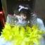 ตุ๊กตานางฟ้า+โบว์ ห้อยหน้ารถ จากเกาหลี thumbnail 4