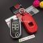 กรอบ-เคส ใส่กุญแจรีโมทรถยนต์ รุ่นเรืองแสง Honda Jazz 2014-2015 พับข้าง 2 ปุ่ม thumbnail 5