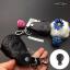 ซองหนังแท้ ใส่กุญแจรีโมทรถยนต์ รุ่นเปิดข้าง MINI Cooper Countryman thumbnail 1