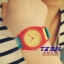 นาฬิกา แฟชั่นสไตล์ เกาหลี แบบใหม่ น่ารัก พร้อมกล่องสุดหรู (พร้อมส่ง) thumbnail 2