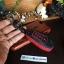 ซองหนังแท้ ใส่กุญแจรีโมทรถยนต์ รุ่น ด้ายสีทรูโทน All New Ford Ranger,Everest 2015-18 thumbnail 10