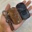 ซองหนังแท้ ใส่กุญแจรีโมทรถยนต์ Honda Civic FB,Accord G8 พับข้างรุ่นหนังนิ่ม 3 ปุ่ม thumbnail 10