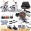 [SET A2B] ชุดเครื่องสักคอยล์สำหรับหัดสัก Double เครื่องสักลายครบชุด พร้อมอุปกรณ์สัก หมึกสัก สีสัก เข็มสัก (DragonHawk Beginner Tattoo Machine Set) thumbnail 1