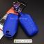 ซองหนังแท้ ใส่กุญแจรีโมทรถยนต์ รุ่นสีสัน All New Toyota Fortuner TRD/Camry 2015-17 Smart 4 ปุ่ม thumbnail 8
