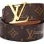 เข็มขัด Louis Vuitton ลายโมโนแกรม : เกรดพรีเมี่ยม สีน้ำตาล thumbnail 4