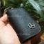 กระเป๋าซองหนังแท้ ใส่กุญแจรีโมทรถยนต์ รุ่นซิบรอบ โลโก้ Mercedes Benz หนัง Cowhide thumbnail 1