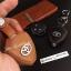 ซองหนังแท้ ใส่กุญแจรีโมทรถยนต์ Toyota Altis,Hilux Vigo,Fortuner,Camry,Innova รุ่นโลโก้เหล็ก thumbnail 5