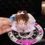 ตุ๊กตานางฟ้า + โบว์ + สร้อยมุก ห้อยหน้ารถยนต์ จากเกาหลี thumbnail 11