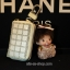กระเป๋าซองหนังใส่ กุญแจรถยนต์ ประดับคริสตัล thumbnail 6