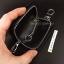 กระเป๋าซองหนังแท้ ใส่กุญแจรีโมทรถยนต์ รุ่นซิบรอบ โลโก้ Mercedes Benz หนัง Cowhide thumbnail 7