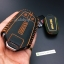 ซองหนังแท้ ใส่กุญแจรีโมทรถยนต์ NEW!! ISUZU D-Max X-Series,MU-X รุ่น ด้ายสี thumbnail 13