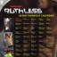 Weider-Ruthless fitness system 5 DVDs thumbnail 2