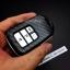 กรอบ-เคส ใส่กุญแจรีโมทรถยนต์ Honda Smart Key 2,3,4 ปุ่ม ลายเคฟล่า thumbnail 12