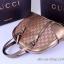 กระเป๋าถือ / ทรงพัด หนังผ้าแบรนด์ GUCCI (Pre) thumbnail 4