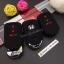 ปลอกซิลิโคน หุ้มกุญแจรีโมทรถยนต์ All New Honda CR-V G5 2017 Smart Key 3 ปุ่ม สี ดำ/แดง thumbnail 3