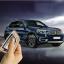 กรอบ-เคส ใส่กุญแจรีโมทรถยนต์ รุ่นไทเทเนียม Bmw X1,X5 Smart Key (พร้อมพวง) thumbnail 3