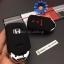 ปลอกซิลิโคน หุ้มกุญแจรีโมทรถยนต์ All New Honda CR-V G5 2017 Smart Key 3 ปุ่ม สี ดำ/แดง thumbnail 8
