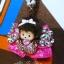 ตุ๊กตานางฟ้า+โบว์ ห้อยหน้ารถ จากเกาหลี thumbnail 8