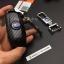 กรอบ-เคส ใส่กุญแจรีโมทรถยนต์ All New Ford Mustang Smart Key ลายเคฟล่า thumbnail 10