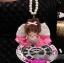 ตุ๊กตานางฟ้า + โบว์ + สร้อยมุก ห้อยหน้ารถยนต์ จากเกาหลี thumbnail 1