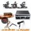 [SET B2] ชุดเครื่องสักคอยล์ Triple เครื่องสักลายครบชุด พร้อมอุปกรณ์สัก หมึกสัก สีสัก เข็มสัก (DragonHawk Pro-3 Tattoo Machine Set) thumbnail 2