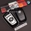 กรอบ-เคส ใส่กุญแจรีโมทรถยนต์ Bmw New Series 3,5 ลายเคฟล่า thumbnail 1