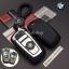 กรอบ-เคสยาง ใส่กุญแจรีโมทรถยนต์ X1,X3,X5,X6,Z4,F10 Smart Key รุ่น 2,3 ปุ่ม ลายเคฟล่า (พร้อมพวง) thumbnail 1