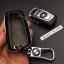 กรอบ-เคส ใส่กุญแจรีโมทรถยนต์ Bmw New Series 3,5 ลายเคฟล่า thumbnail 12