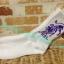 (Code 03) ถุงเท้า RSL สีขาวลายน้ำเงิน เนื้อหนาอย่างดีนุ่มใส่กระชับสบายเท้ามากๆๆ thumbnail 3