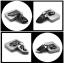 กรอบ-เคส ใส่กุญแจรีโมทรถยนต์ รุ่นแพลทินัม Bmw X1,X5 Smart Key thumbnail 9