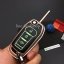 กรอบ-เคส ใส่กุญแจรีโมทรถยนต์ รุ่นเรืองแสง ABS All New Ford Ranger,Everest 2015-17 Key 2-3 ปุ่ม thumbnail 12