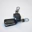 ซองหนังแท้ใส่กุญแจรีโมทรถยนต์ Mazda 2 แบบพับข้าง รุ่น 3 ปุ่มกด สีดำคลาสสิก thumbnail 10