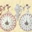 นาฬิแขวนผนัง-สไตล์วินเทจ ทรงยุโรป หรูหรามีระดับ ทันสมัย (Pre) thumbnail 4