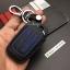 ซองหนังแท้ ใส่กุญแจรีโมท รุ่นด้ายสี หลังพิมพ์โลโก้ All New Toyota Fortuner/Camry 2015-17 Smart Key 4 ปุ่ม thumbnail 10