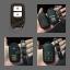 ซองหนังแท้ ใส่กุญแจรีโมท รุ่นด้ายสีหนังนิ่ม HONDA HR-V,CR-V,BR-V,JAZZ Smart Key 2 ปุ่ม thumbnail 6