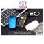 กรอบ-เคสยาง ใส่กุญแจรีโมทรถยนต์ Toyota Hilux Revo Smart Key 3 ปุ่ม thumbnail 1